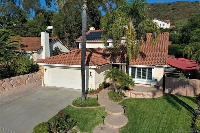 13135 Scabard Pl, San Diego, CA 92128 (#210016260) :: Keller Williams - Triolo Realty Group