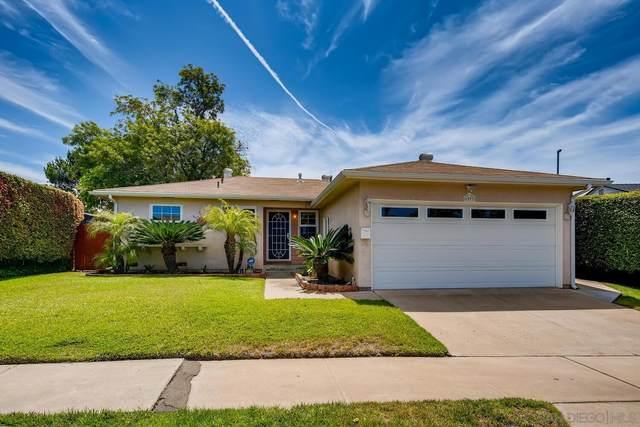 4997 Twain Ave, San Diego, CA 92120 (#210016264) :: Neuman & Neuman Real Estate Inc.