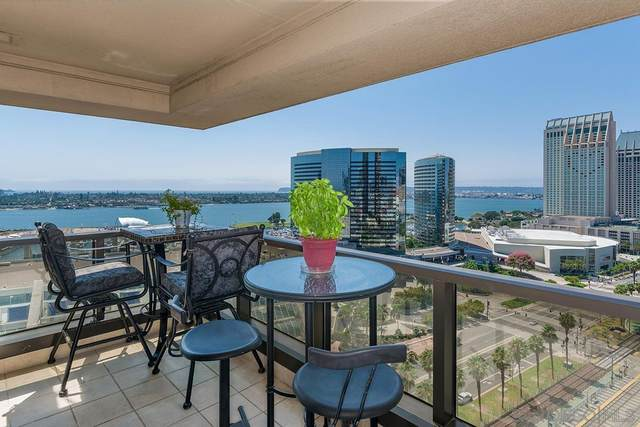 200 Harbor Drive #2003, San Diego, CA 92101 (#210016286) :: Zember Realty Group
