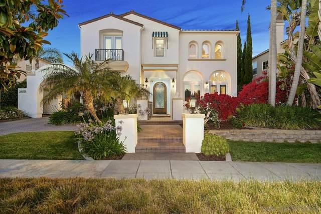 14075 Collins Ranch Place, San Diego, CA 92130 (#210016329) :: Neuman & Neuman Real Estate Inc.