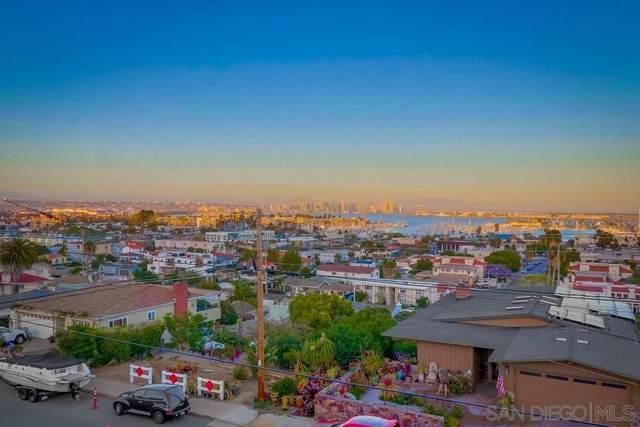 1268 Willow, San Diego, CA 92106 (#210016335) :: Neuman & Neuman Real Estate Inc.
