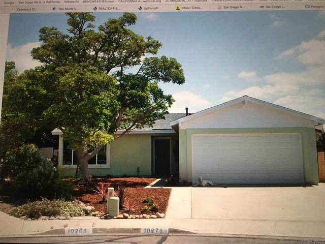 10273 Covina, Mira Mesa, CA 92126 (#210016364) :: Neuman & Neuman Real Estate Inc.