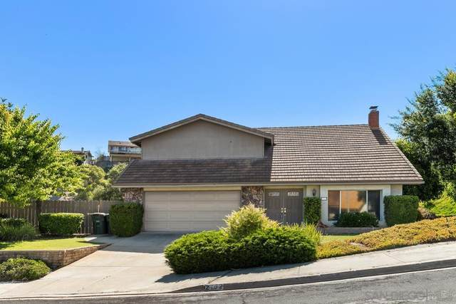 2162 Flying Hills Ln, El Cajon, CA 92020 (#210016369) :: SunLux Real Estate