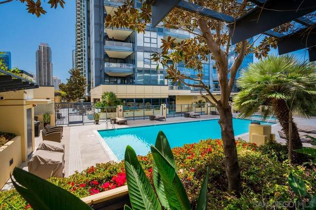 1325 Pacific Hwy #314, San Diego, CA 92101 (#210016399) :: Neuman & Neuman Real Estate Inc.