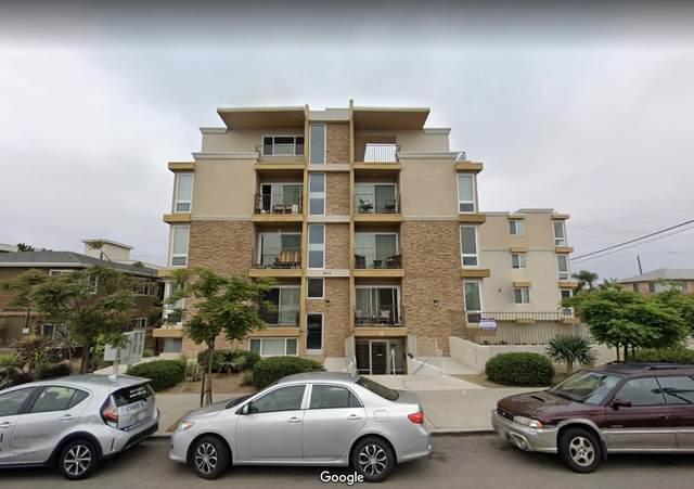 4111 Illinois St #106, San Diego, CA 92104 (#210016405) :: Neuman & Neuman Real Estate Inc.