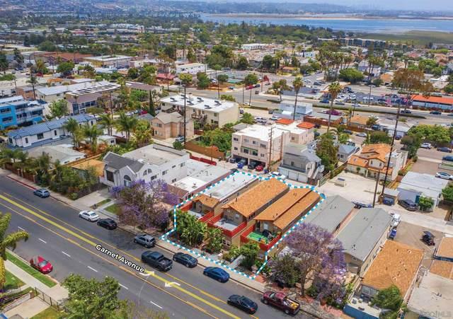 2037-2045 Garnet Avenue, San Diego, CA 92109 (#210016412) :: Neuman & Neuman Real Estate Inc.