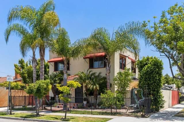 4503 33rd Street, San Diego, CA 92116 (#210016435) :: Keller Williams - Triolo Realty Group