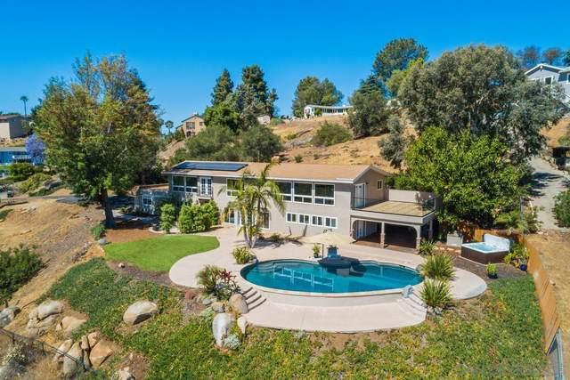 1458 Windridge Dr, El Cajon, CA 92020 (#210016445) :: Neuman & Neuman Real Estate Inc.