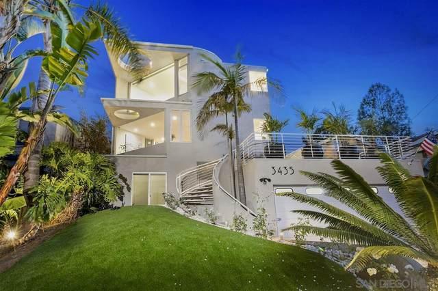 3435 Carleton St, San Diego, CA 92106 (#210016465) :: Neuman & Neuman Real Estate Inc.