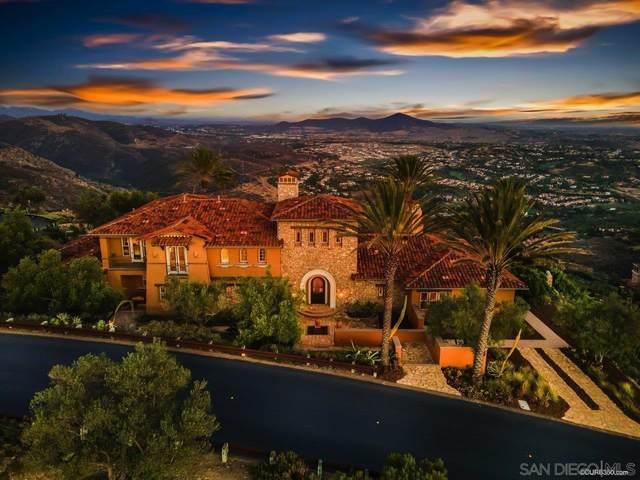 17847 Punta Del Sur, Rancho Santa Fe, CA 92067 (#210016466) :: Solis Team Real Estate
