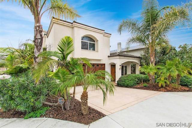 5170 Savannah St, San Diego, CA 92110 (#210016470) :: SunLux Real Estate