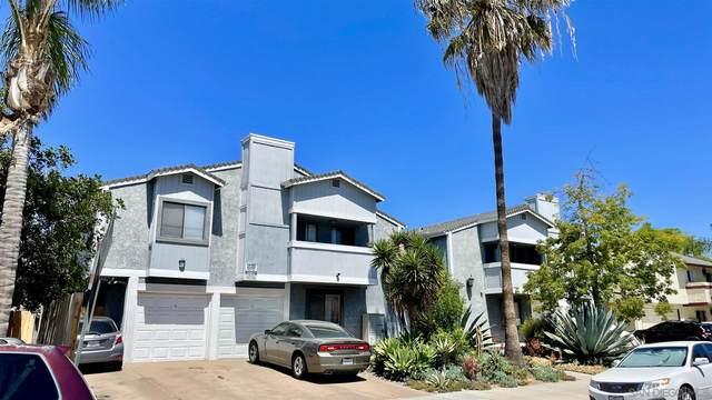 4440 Cherokee Ave #3, San Diego, CA 92116 (#210016489) :: Keller Williams - Triolo Realty Group