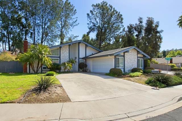 1679 Whitsett Drive, El Cajon, CA 92020 (#210016494) :: SunLux Real Estate