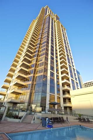 700 W E St #1803, San Diego, CA 92101 (#210016508) :: Neuman & Neuman Real Estate Inc.