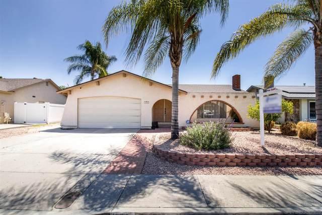10245 Avenida Real, Lakeside, CA 92040 (#210016521) :: Neuman & Neuman Real Estate Inc.