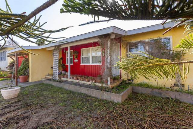 3810 Tomahawk Lane, San Diego, CA 92117 (#210016542) :: Neuman & Neuman Real Estate Inc.