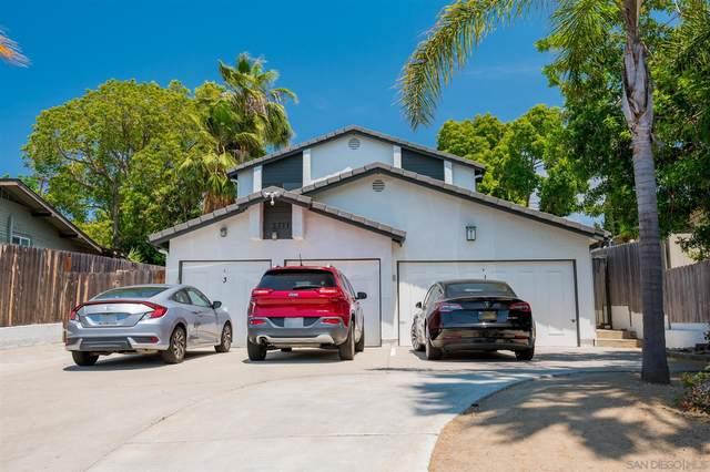 3711 Louisiana St Unit 1, San Diego, CA 92104 (#210016546) :: Neuman & Neuman Real Estate Inc.