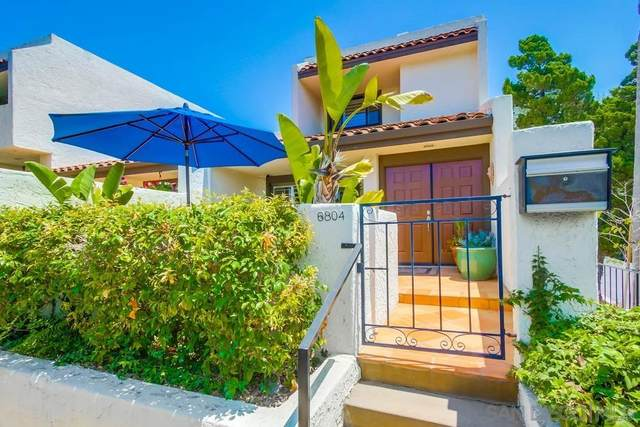6804 Caminito Del Greco, San Diego, CA 92120 (#210016548) :: Neuman & Neuman Real Estate Inc.