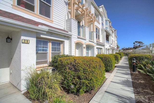 855 Harbor Cliff Way #318, Oceanside, CA 92054 (#210016560) :: Zember Realty Group