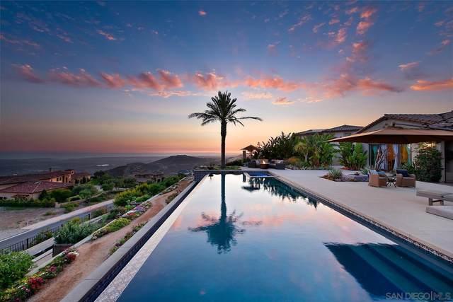 8723 Avenida Mirador, Rancho Santa Fe, CA 92067 (#210016561) :: Keller Williams - Triolo Realty Group