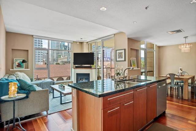 1199 Pacific Hwy #503, San Diego, CA 92101 (#210016563) :: Compass