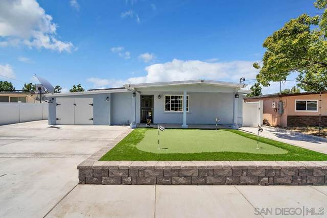 11104 Meadow Terrace Dr, Santee, CA 92071 (#210016567) :: The Stein Group