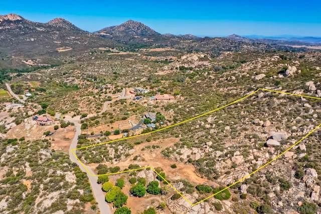 0 Mahogany Ranch Rd #2, Ramona, CA 92065 (#210016573) :: PURE Real Estate Group