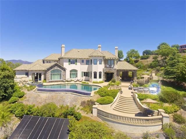 18335 Via Ambiente, Rancho Santa Fe, CA 92067 (#210016584) :: Solis Team Real Estate