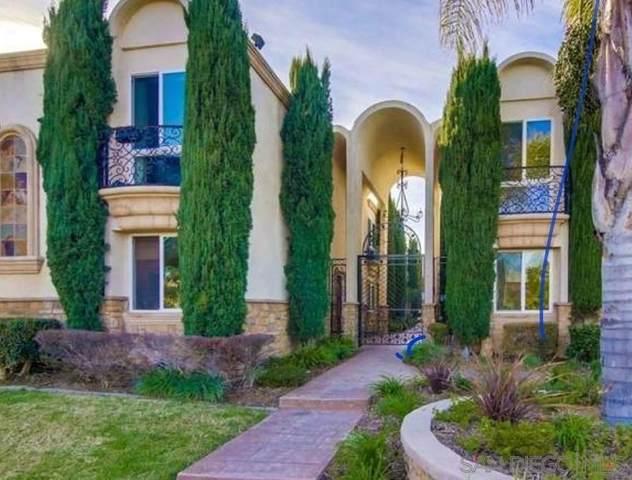 3562 Marlborough Ave #11, San Diego, CA 92105 (#210016592) :: Neuman & Neuman Real Estate Inc.