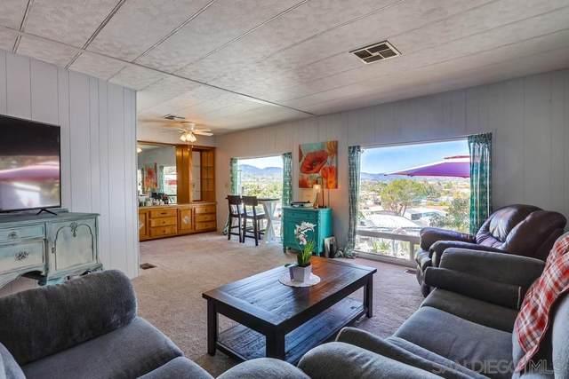8712 N Magnolia #287, Santee, CA 92071 (#210016597) :: SunLux Real Estate