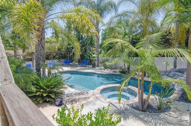 10155 Vivera Dr, La Mesa, CA 91941 (#210016599) :: Neuman & Neuman Real Estate Inc.