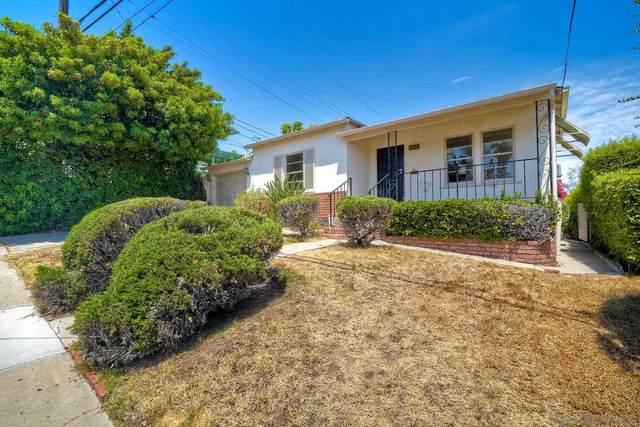 4539 60Th St, San Diego, CA 92115 (#210016609) :: Neuman & Neuman Real Estate Inc.