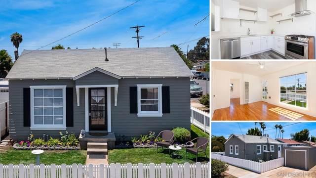 3570 Cherokee Ave, San Diego, CA 92104 (#210016630) :: Neuman & Neuman Real Estate Inc.