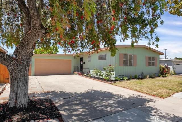2832 Chalar St, San Diego, CA 92123 (#210016633) :: The Stein Group