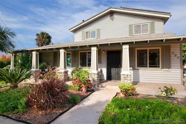 2869 Ulric Street, San Diego, CA 92111 (#210016649) :: Neuman & Neuman Real Estate Inc.