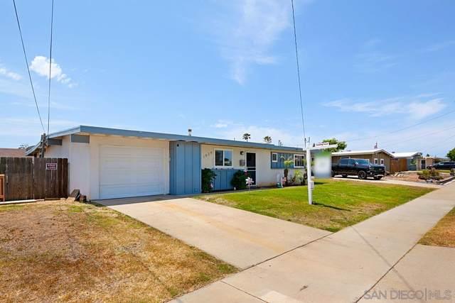 1029 Hemlock Ave, Imperial Beach, CA 91932 (#210016650) :: Windermere Homes & Estates