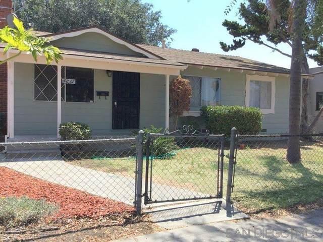 4837 Mansfield St., San Diego, CA 92116 (#210016653) :: Windermere Homes & Estates