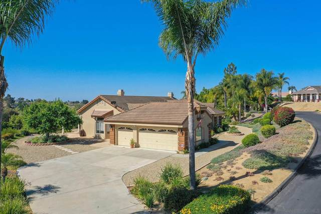 1255 Palomares Ct, Fallbrook, CA 92028 (#210016654) :: The Marelly Group   Sentry Residential