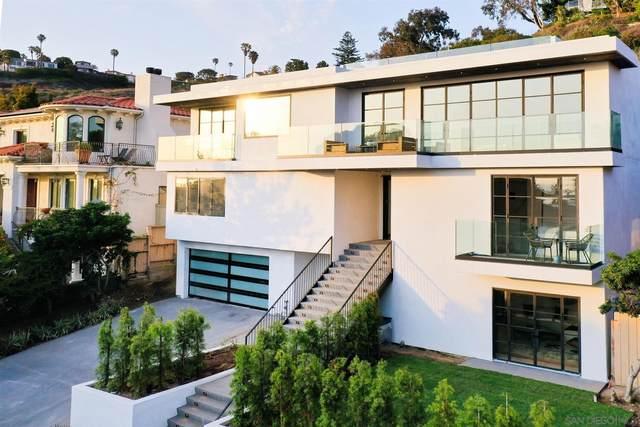 5935 Folsom Dr, La Jolla, CA 92037 (#210016655) :: Neuman & Neuman Real Estate Inc.