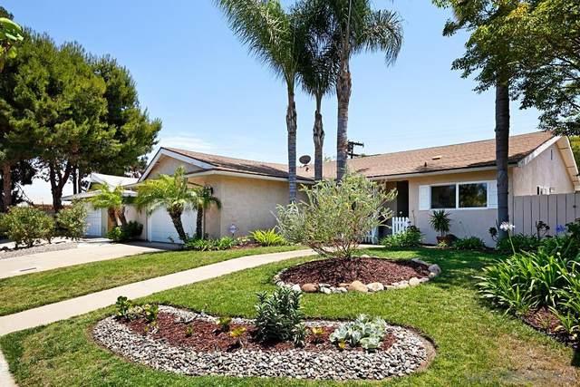 6265 Estelle, San Diego, CA 92115 (#210016658) :: Neuman & Neuman Real Estate Inc.