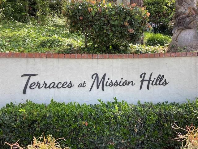 3961 Hortensia St, San Diego, CA 92110 (#210016661) :: The Stein Group