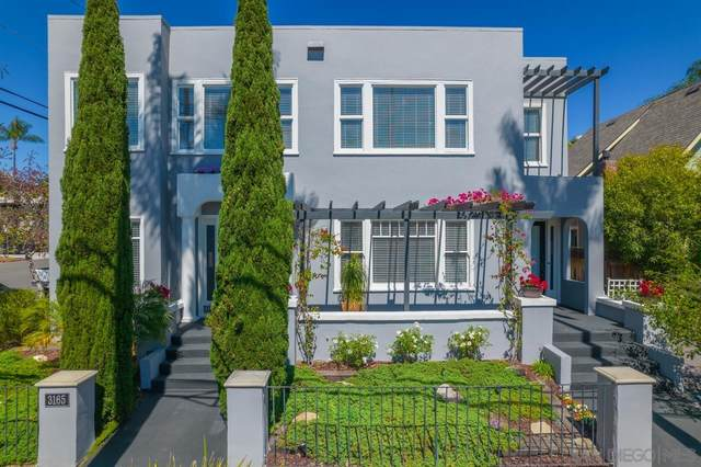 3163 2nd Ave, San Diego, CA 92103 (#210016687) :: SunLux Real Estate