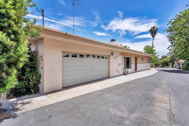 4456 Acacia Ave, La Mesa, CA 91941 (#210016688) :: Neuman & Neuman Real Estate Inc.