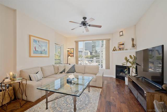 1240 India St #421, San Diego, CA 92101 (#210016690) :: Neuman & Neuman Real Estate Inc.