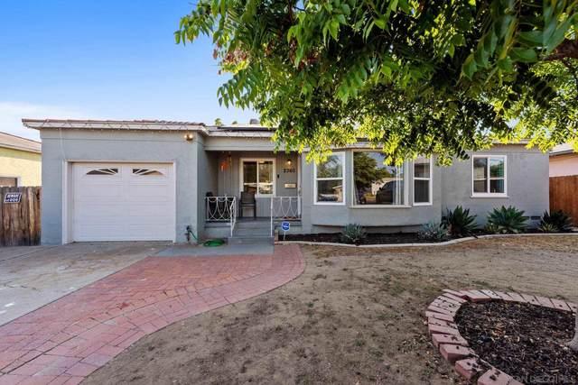2360 Washington St, Lemon Grove, CA 91945 (#210016697) :: SunLux Real Estate