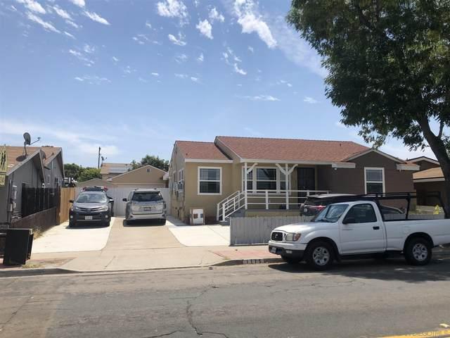 1115 Kelton Rd., San Diego, CA 92114 (#210016704) :: Neuman & Neuman Real Estate Inc.