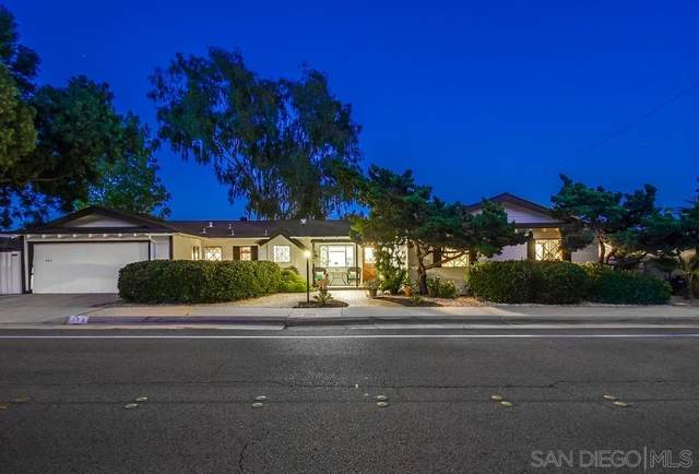 303 S Westwind Drive, El Cajon, CA 92020 (#210016707) :: SunLux Real Estate
