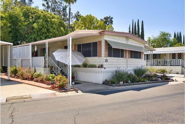 8712 N N Magnolia Ave Spc 243, Santee, CA 92071 (#210016775) :: SunLux Real Estate
