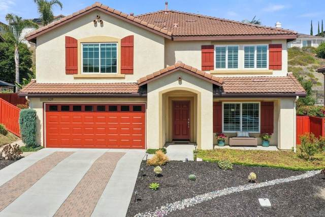 1629 Pegasus Way, San Marcos, CA 92069 (#210016776) :: The Marelly Group | Sentry Residential