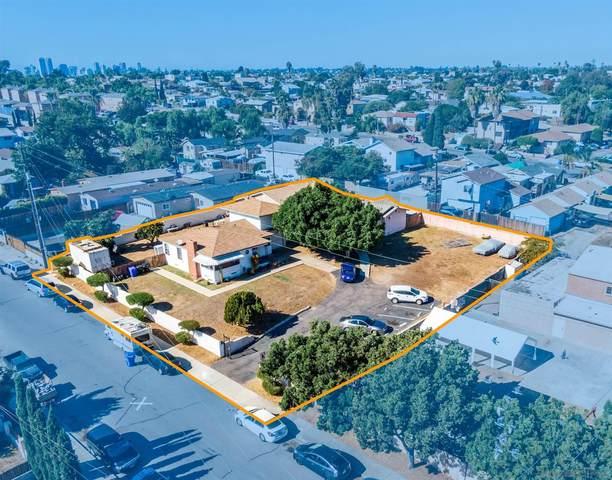 4066-48 N Newton Ave, San Diego, CA 92113 (#210016783) :: Neuman & Neuman Real Estate Inc.